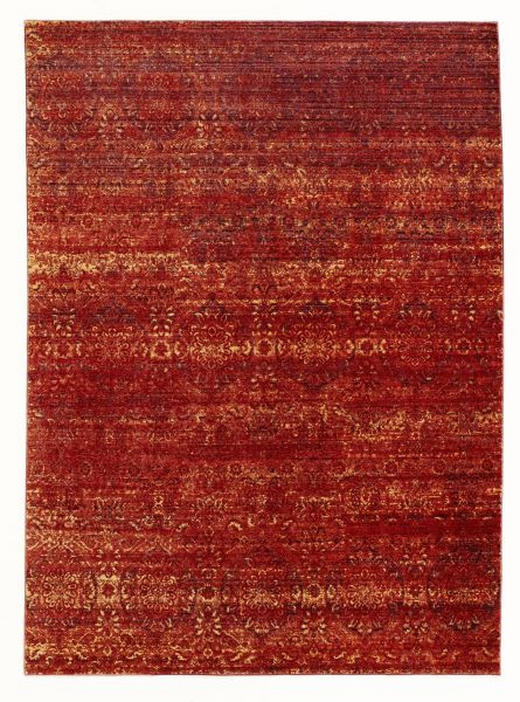 WEBTEPPICH  140/200 cm  Kupferfarben - Kupferfarben, Textil (140/200cm) - NOVEL