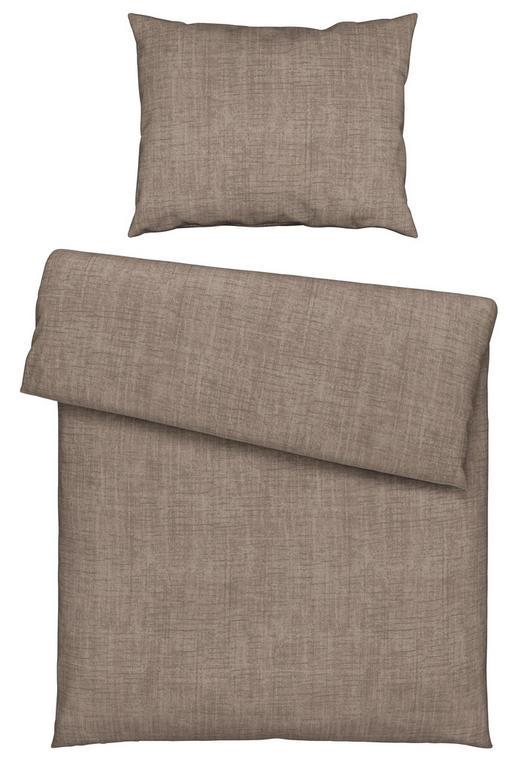 BETTWÄSCHE - Braun, KONVENTIONELL, Textil (140/200cm) - Esposa