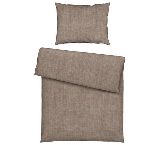 BETTWÄSCHE 140/200 cm - Braun, KONVENTIONELL, Textil (140/200cm) - Esposa