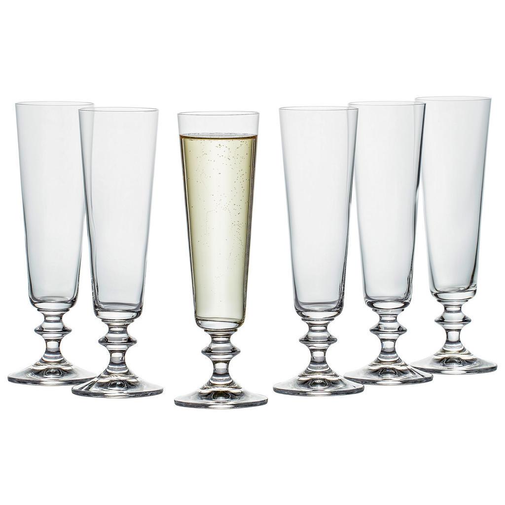 Bohemia Gläserset provence 6-teilig