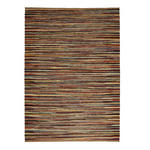 HANDWEBTEPPICH  70/130 cm  Multicolor - Multicolor, Basics, Textil (70/130cm) - Linea Natura