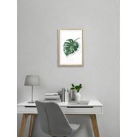 BILD - Multicolor, LIFESTYLE, Holz/Kunststoff (55/85cm)