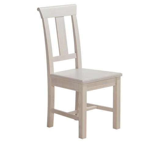 Stuhl In Holz Weiss