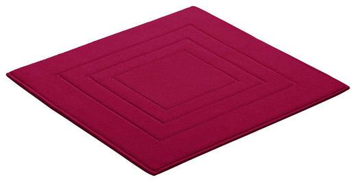 BADEMATTE in Pink - Pink, Basics, Textil (60/60cm) - Vossen