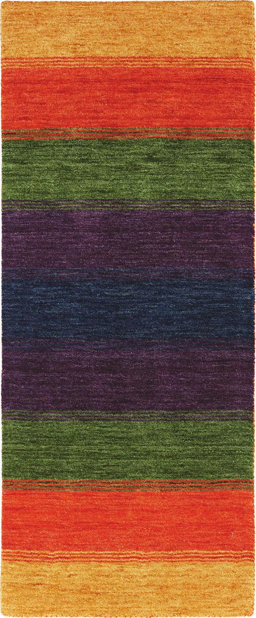 ORIENTTEPPICH 80/300 cm - Multicolor, KONVENTIONELL, Textil (80/300cm) - Esposa
