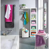 RUČNIK - pink, Basics, tekstil (50/100cm) - LINEA NATURA