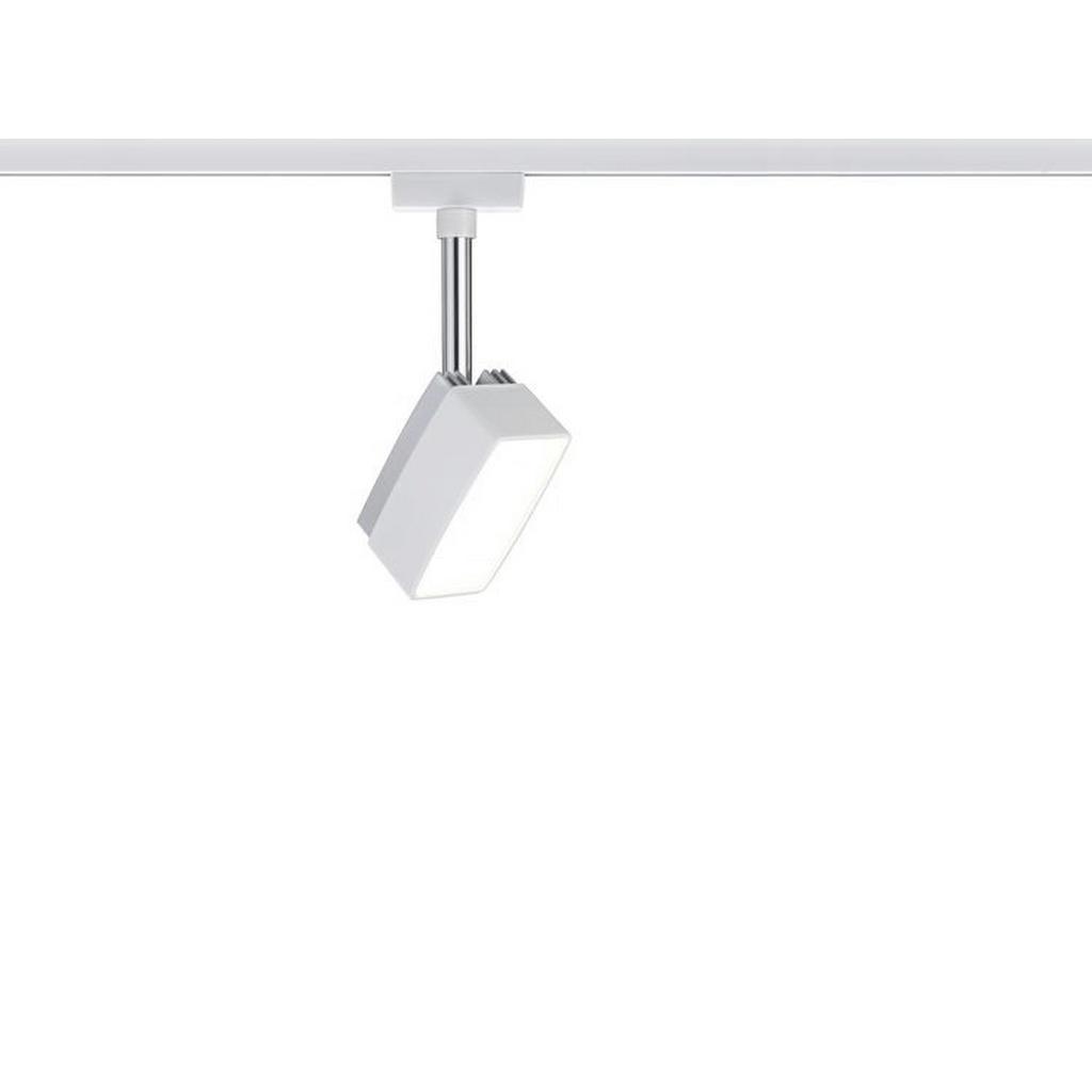 Paulmann URAIL SCHIENENSYSTEM-STRAHLER, Weiß   Lampen > Strahler und Systeme > Schienensysteme   Metall   Paulmann