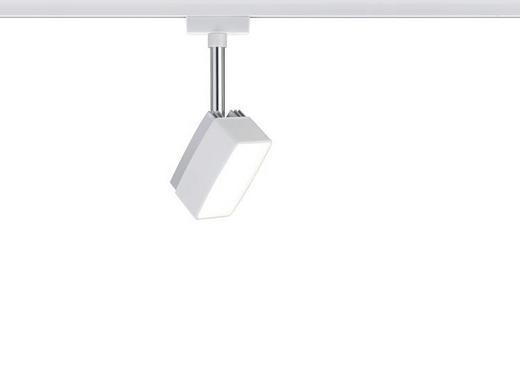 URAIL SCHIENENSYSTEM-STRAHLER - Weiß, Design, Metall (5/17,5/4,8cm) - Paulmann