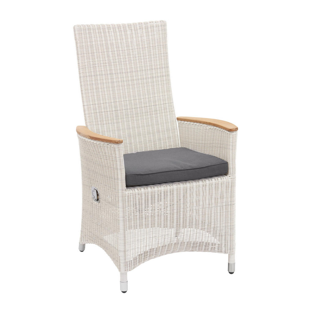 Weiss Aluminium Kunststoff Gartenstühle Online Kaufen Möbel