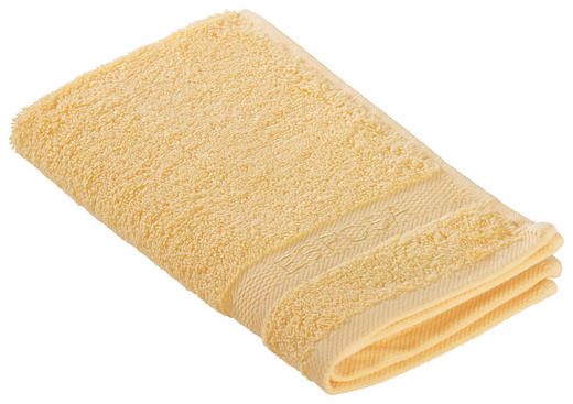 GÄSTETUCH Gelb 30/50 cm - Gelb, Basics, Textil (30/50cm) - ESPOSA