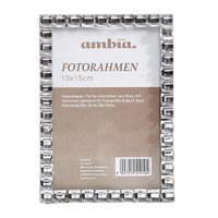 FOTORAHMEN  Klar  - Klar, Basics, Glas/Kunststoff (10/15cm) - Ambia Home