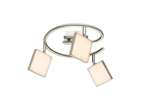 LED-STRAHLER - MODERN, Kunststoff/Metall (28/18,8cm)