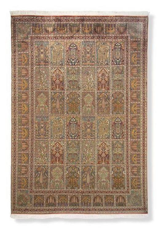 ORIENTTEPPICH  40/60 cm  Multicolor - Multicolor, Basics, Textil (40/60cm) - Esposa