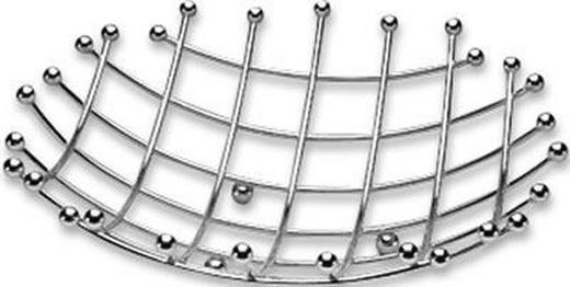 OBSTKORB - Basics, Metall (37cm) - Justinus