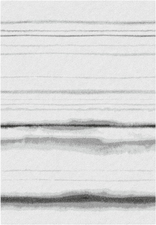 VÄVD MATTA - beige/grå, Design, textil (160/230cm) - NOVEL