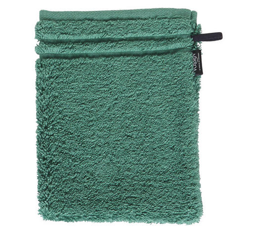 WASCHHANDSCHUH - Grün, Basics, Textil (22/16cm) - Vossen