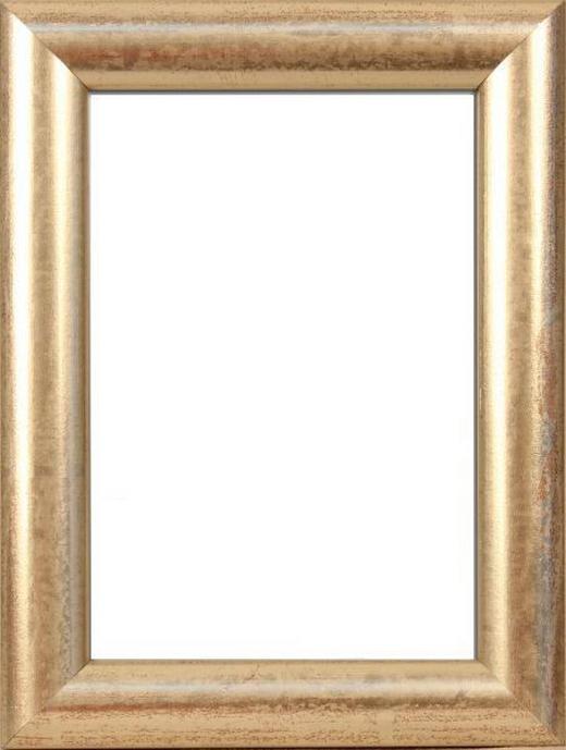 BILDERRAHMEN  Silberfarben - Silberfarben, Basics, Glas/Holz (18/24cm)
