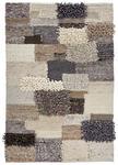 HANDWEBTEPPICH 140/200 cm - Beige/Braun, Basics, Textil (140/200cm) - Linea Natura