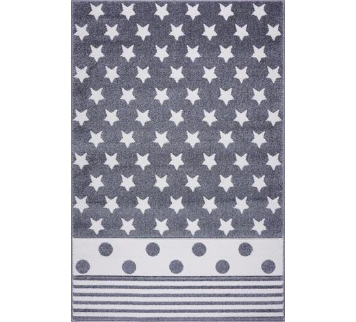 KINDERTEPPICH  120/180 cm  Grau - Grau, Basics, Textil (120/180cm)