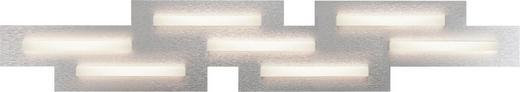 LED-PANEEL - Alufarben, Design, Metall (114/20,0/4,8cm)