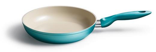 PFANNE - Blau, Metall (24cm) - KELOMAT