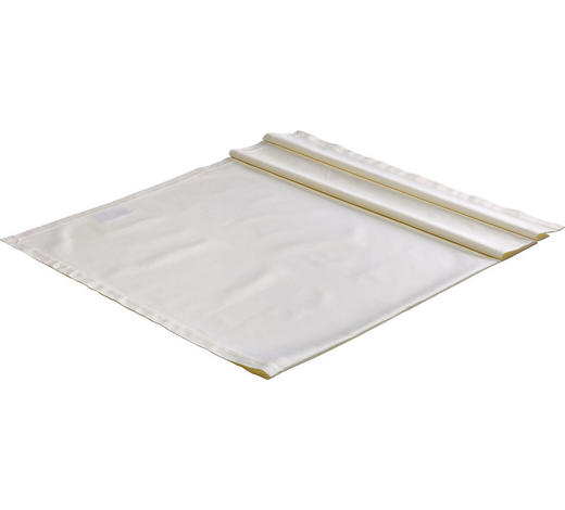 TISCHDECKE Textil Creme 130/170 cm  - Creme, Basics, Textil (130/170cm) - Curt Bauer
