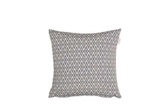 KISSENHÜLLE Beige, Grau 38/38 cm - Beige/Grau, LIFESTYLE, Textil (38/38cm) - Esprit