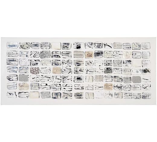 OLJNA SLIKA G15S-324B1, 60/140 - večbarvno, Basics, tekstil/les (60/140cm)