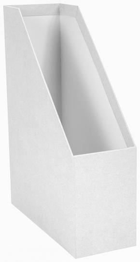 TIDSKRIFTSAMLARE - vit, Basics, kartong (25/32,5/10cm)
