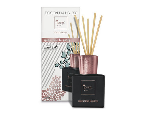 DIFFUSER TIME FOR PARTY - Basics (6,2/5,3/15,6cm) - Ipuro