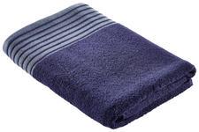DUSCHTUCH 70/140 cm  - Blau, Basics, Textil (70/140cm) - Esposa