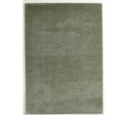 WEBTEPPICH  140/200 cm  Grün   - Grün, Basics, Textil (140/200cm) - Venda