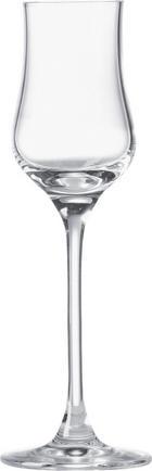 ČAŠA ZA DIGESTIV - prozirno, Konvencionalno, staklo (6/18cm) - LEONARDO