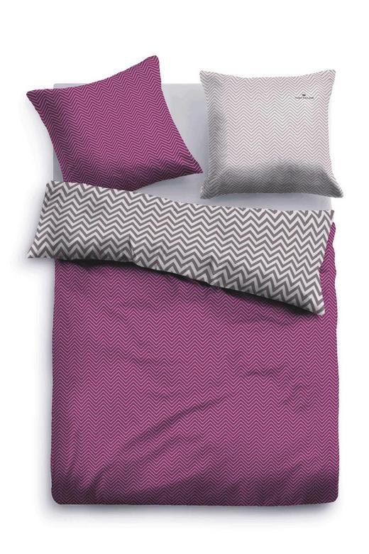 BETTWÄSCHE Satin Violett 200/200 cm - Violett, Textil (200/200cm) - Tom Tailor