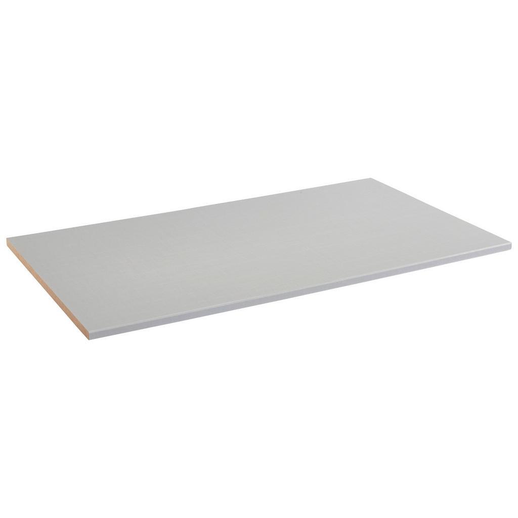 Hom`in Einlegeboden für 100er elemente grau