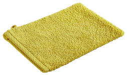 WASCHHANDSCHUH  Gelb   - Gelb, Basics, Textil (16/22cm) - Esposa