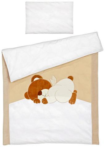 BABY PÅSLAKANSET - beige/creme, Basics, textil (100/135cm) - My Baby Lou