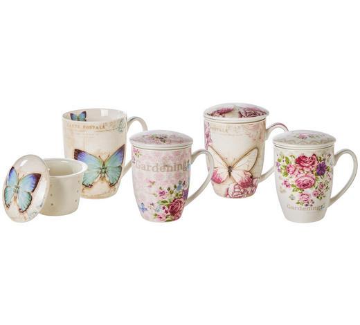 ŠÁLEK NA ČAJ, porcelán (new bone china) - vícebarevná, Konvenční, keramika (8,8/11cm) - Landscape