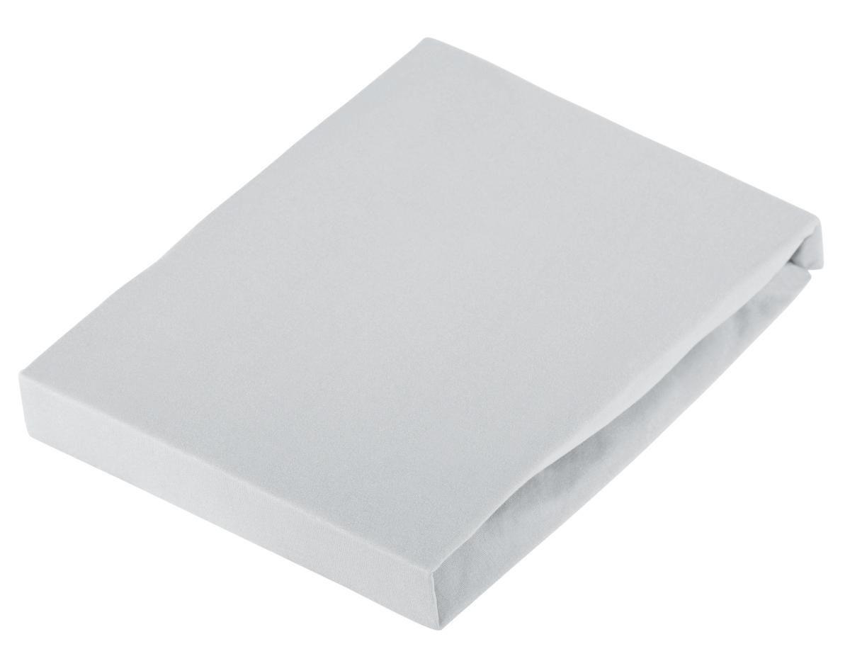 PLAHTA S GUMICOM - boje srebra, Konvencionalno, tekstil (180/200cm) - SCHLAFGUT