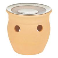 KAHÁNEK NA VONNÉ UHLÍ - rezavá, Basics, kov/keramika (0cm)
