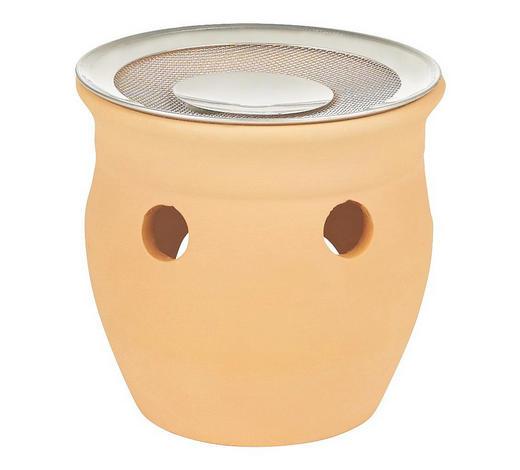 KAHÁNEK NA VONNÉ UHLÍ,  - rezavá, Basics, kov/keramika (0cm)