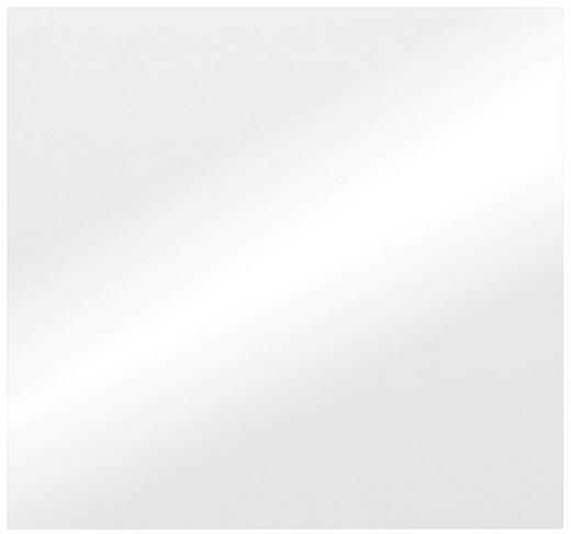 SPIEGEL - Eichefarben, Design, Glas (64/60/3cm)