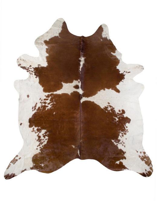 RINDERFELL  160/250 cm  Braun, Naturfarben - Braun/Naturfarben, Basics, Leder/Weitere Naturmaterialien (160/250cm)