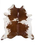 RINDERFELL  160/250 cm  Braun, Naturfarben   - Braun/Naturfarben, Basics, Naturmaterialien/Leder (160/250cm)
