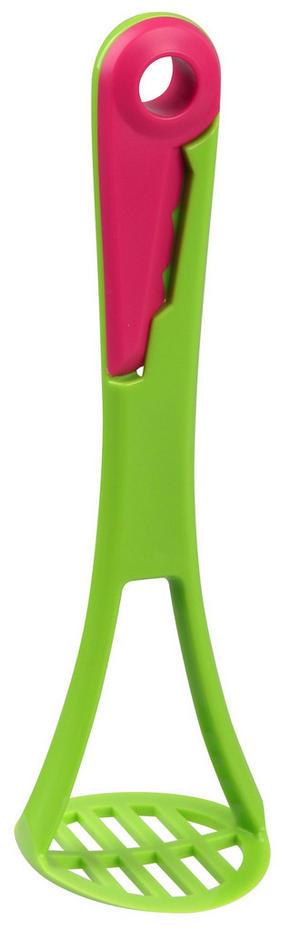 AVOKADOSKÄRARE - bär/grön, Klassisk, metall/plast (22,7cm) - Homeware