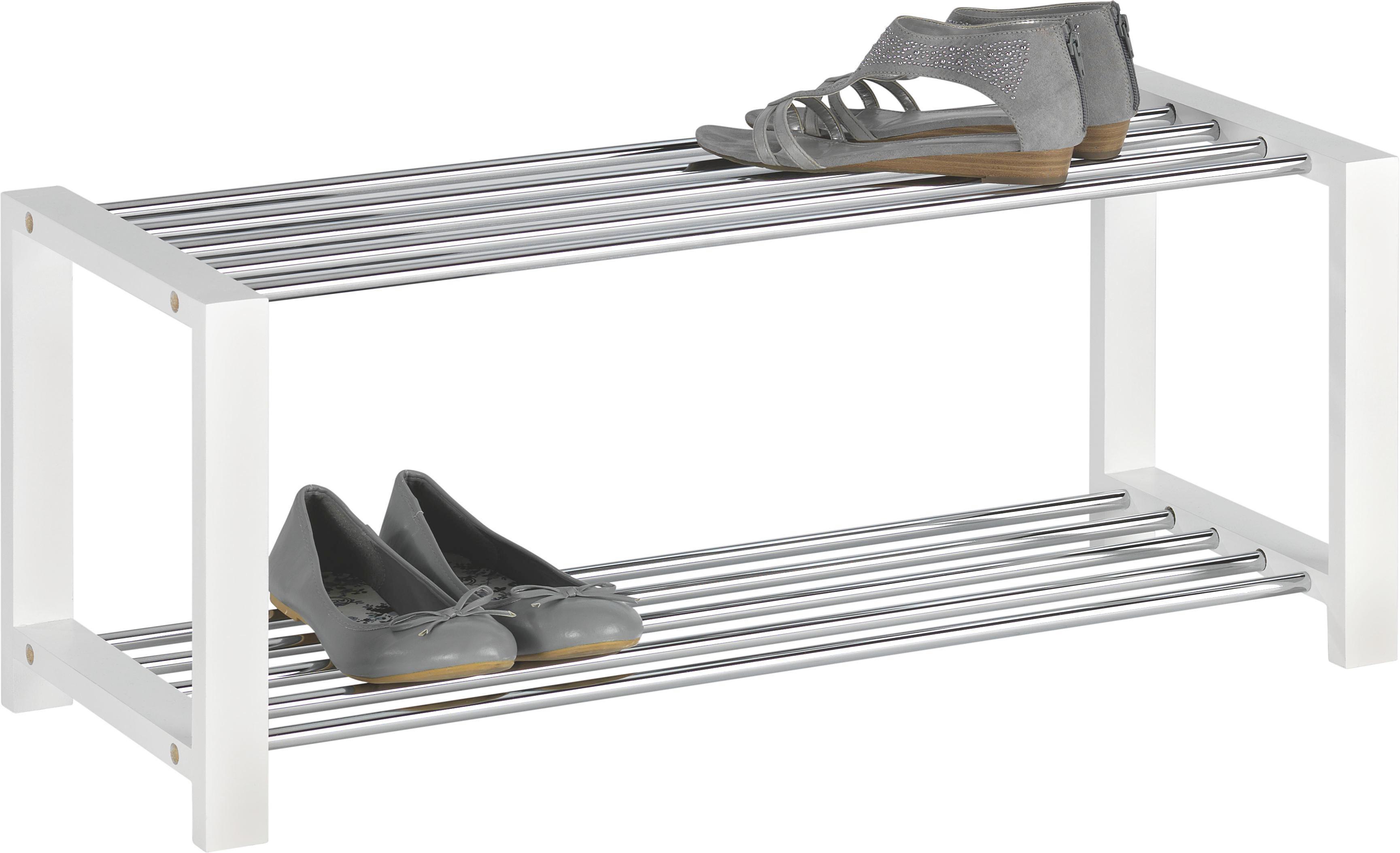 Schuhregale Metall schuhregal weiss affordable ikea schuhregale und schuhbnke wie z b
