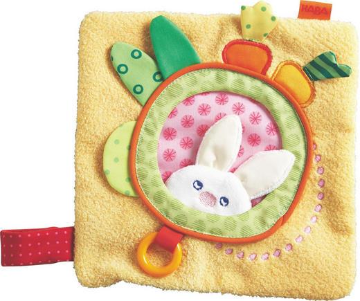 Spielkissen - Multicolor, Basics, Textil (19/19cm) - Haba