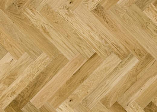 Parkett Schiffsboden Eiche  per  m² - Eichefarben, Design, Holz (72,5/13/1,4cm) - Ambiente