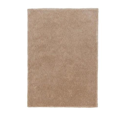 JOOP! NEW CURLY  170/240 cm  Sandfarben   - Sandfarben, Basics, Textil (170/240cm) - Joop!