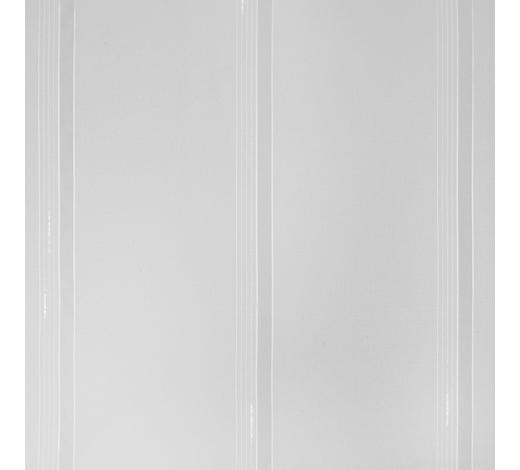 ZÁCLONA, průhledné, 180 cm - bílá, Konvenční, textil (180cm) - Esposa